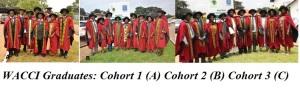 WACCI Graduates