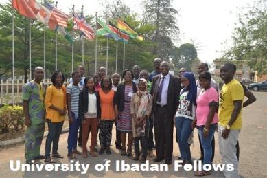 Ibadan Fellows